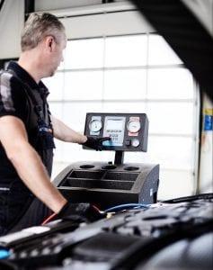 Autobedrijf Otten onderhoud aircoservice 1234YF R134A