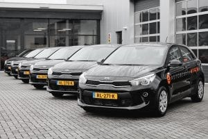 Vervangend vervoer of leenauto bij Autobedrijf Otten in Hoogeveen