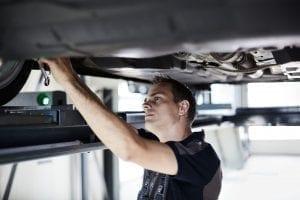Autobedrijf Otten uitlijnen auto