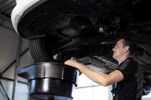 Autobedrijf Otten onderhoud olie verversen