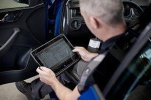Autobedrijf Otten storing uitlezen diagnose stellen