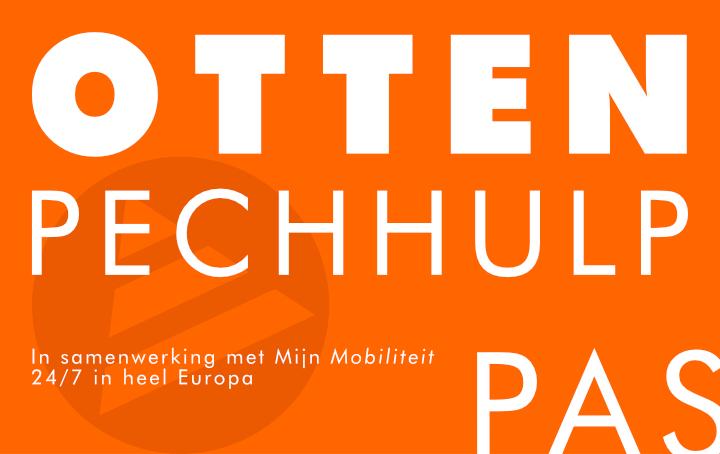 Otten Pechhulp pas van Autobedrijf Otten in Hoogeveen